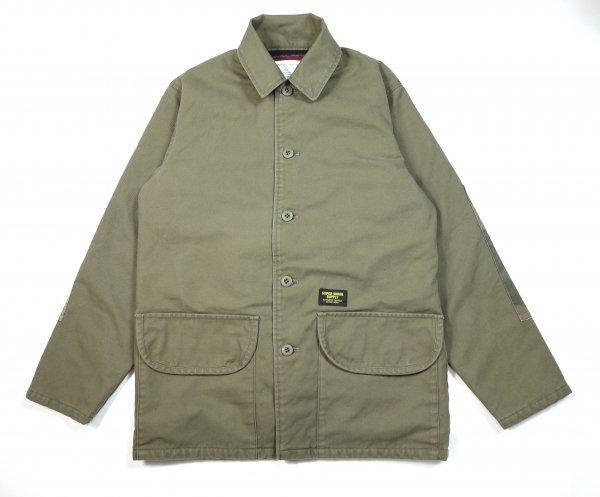 Wool Blanket JKT XS