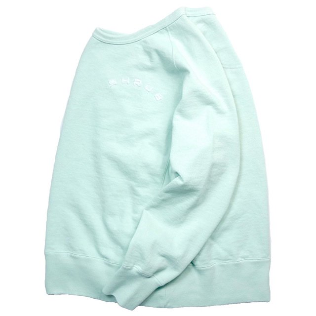 Garment Dye Crew Neck Mint