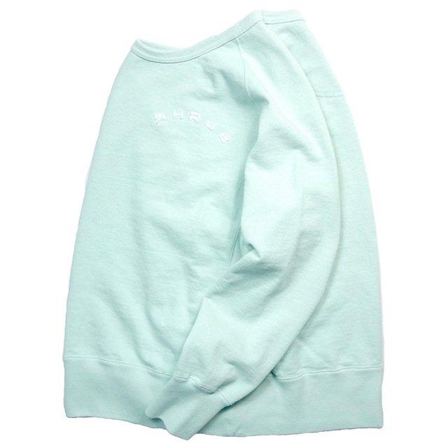 Garment Dye Crew Neck Mint