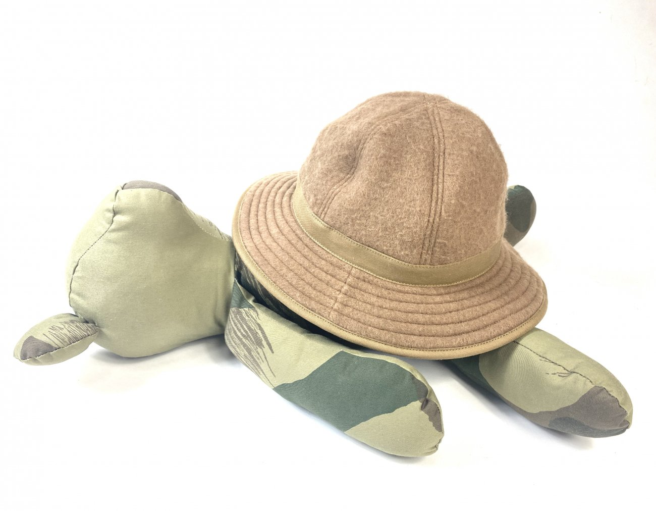 Vintage Wool Safari Hat