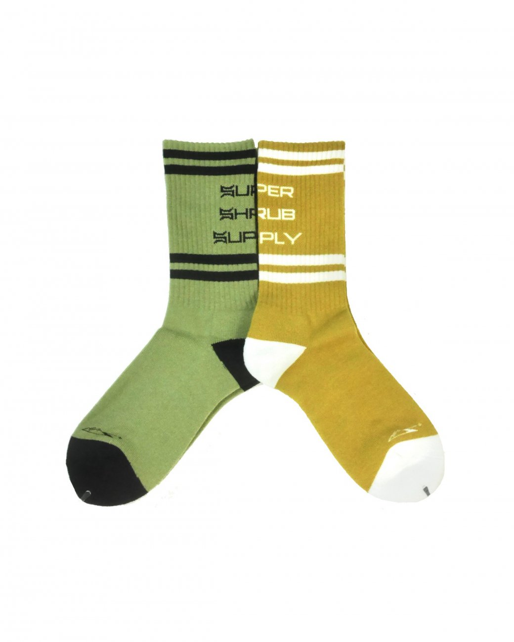 Sox Set Kahki & Camel