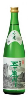 吟醸酒 越後五十嵐川(720ml)