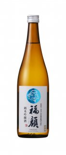 【新発売】特別純米酒 福顔(720ml)