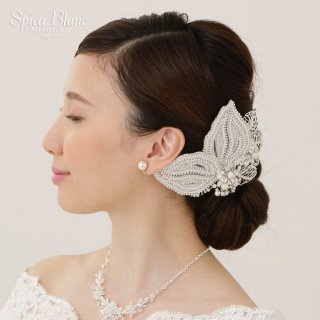 <img class='new_mark_img1' src='//img.shop-pro.jp/img/new/icons29.gif' style='border:none;display:inline;margin:0px;padding:0px;width:auto;' />【Hannah】Side Headdress【Lily Luna】