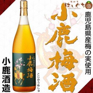 小鹿梅酒 14度 1800ml