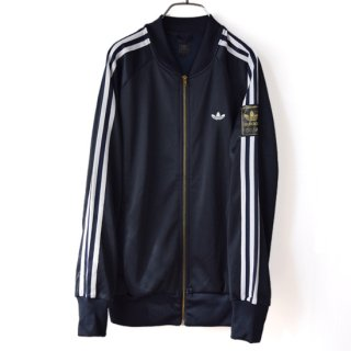 <img class='new_mark_img1' src='https://img.shop-pro.jp/img/new/icons13.gif' style='border:none;display:inline;margin:0px;padding:0px;width:auto;' />adidas フルジップジャージMADE in INDONESIA 万国旗タグ/紺(ほぼ黒)
