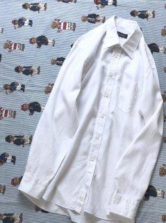 Burberrys ホース刺繍ドレスシャツ