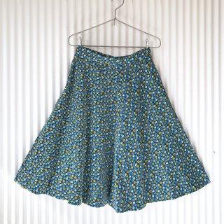 リトルローズたっぷりフレアースカート