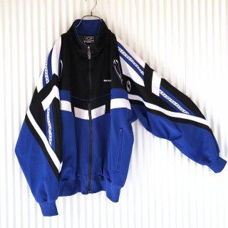 SALLER 切り替えデザイントラックジャケット