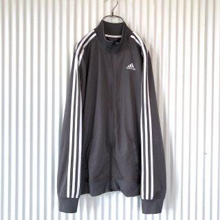 adidas 3ライントラックジャケット/gray