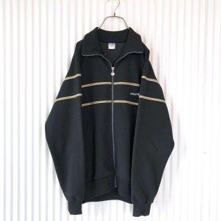 adidas ヴィンテージトラックジャケット トレフォイル/黒×黄