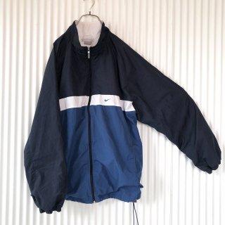 NIKE 切り替えシャカジャージ/XL