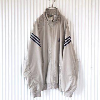 adidas ナナメ3ライントラックジャケット