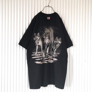 FRUIT OF THE LOOM ウルフTee/XL