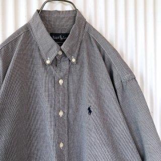 Ralph Lauren ポロ刺繍ボタンダウンシャツ