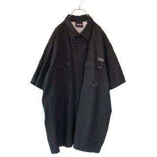 Dickies ボタンポケット コットンBIGシャツ/3XL