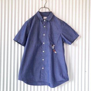 graniph ASTRO BOY/アトム刺繍シャツ