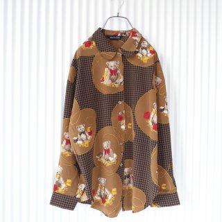 tricots PRINCESS de Paris テディベアブラウス