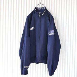 PUMA 刺繍ロゴ ヴィンテージトラックジャケット
