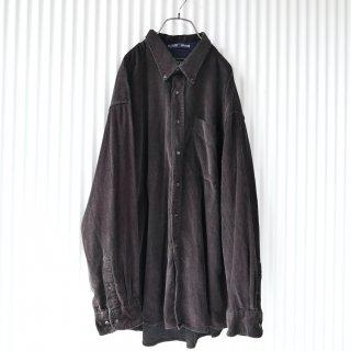 haggar ボタンダウンBIGシャツ/XXL