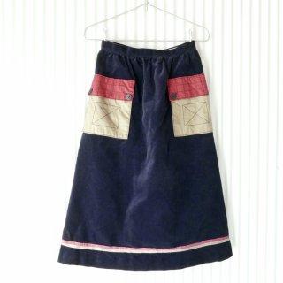 Luis Mari おうちポケット アンティークコーデュロイスカート