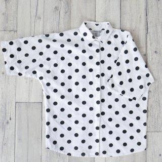 Monotonコインドットシャツ