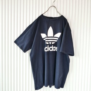 <img class='new_mark_img1' src='https://img.shop-pro.jp/img/new/icons13.gif' style='border:none;display:inline;margin:0px;padding:0px;width:auto;' />adidas BIGトレフォイルBIG Tee/XL