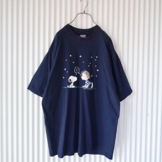 Snoopy&Charlie Brown Tee