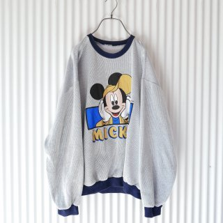 <img class='new_mark_img1' src='https://img.shop-pro.jp/img/new/icons13.gif' style='border:none;display:inline;margin:0px;padding:0px;width:auto;' />EURO 80's MICKEY リンガースウェット