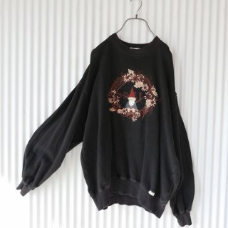 KETTY/PAODELO コロポックル刺繍スウェット