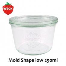 WECK Mold Shape 290ml
