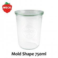 WECK Mold Shape 750ml