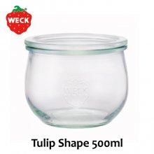 WECK Tulip Shape 500ml