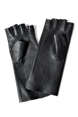 <img class='new_mark_img1' src='https://img.shop-pro.jp/img/new/icons20.gif' style='border:none;display:inline;margin:0px;padding:0px;width:auto;' />ARMY OF ME Skinny Leather Gloves / Black
