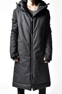 ARMY OF ME  Thick Padded Parka Jacket 06 / Black