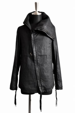 ARMY OF ME  Nepenthe Coated Jacket 01 / Black