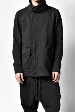 The Viridi-anne ZIp Up Blouson / Dry Inlay