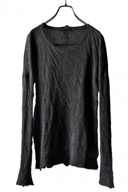 The Viridi-anne DoubleFace Knit LS Tops