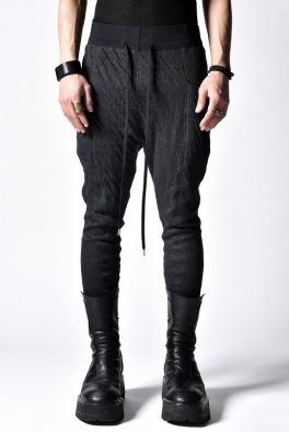 The Viridi-anne DoubleFace Knit Fitted Trousers