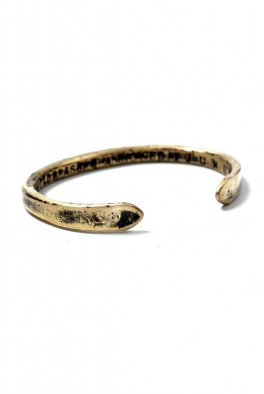 BLOW by JUN UEZONO / NO.19 ORE BANGLE NARROW
