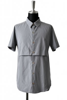 <img class='new_mark_img1' src='//img.shop-pro.jp/img/new/icons8.gif' style='border:none;display:inline;margin:0px;padding:0px;width:auto;' />individual sentiments SHORT SLEEVE SHIRT / COTTON BROAD CLOTH
