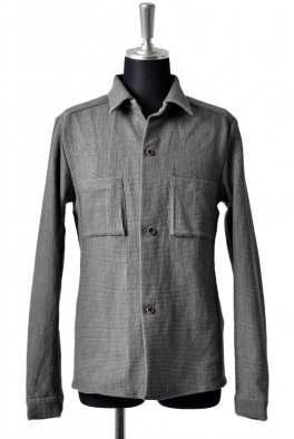<img class='new_mark_img1' src='//img.shop-pro.jp/img/new/icons8.gif' style='border:none;display:inline;margin:0px;padding:0px;width:auto;' />individual sentiments SHIRT-JACKET / NEEDLE-WORK CLOTH