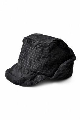 The Viridi-anne×REINHARD PLANK stripe cap