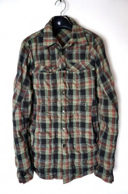 incarnation Plaid Shirt