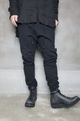 <img class='new_mark_img1' src='https://img.shop-pro.jp/img/new/icons8.gif' style='border:none;display:inline;margin:0px;padding:0px;width:auto;' />DEVOA Easy Pants Cotton Jersey