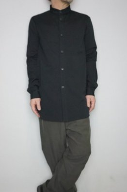 <img class='new_mark_img1' src='https://img.shop-pro.jp/img/new/icons8.gif' style='border:none;display:inline;margin:0px;padding:0px;width:auto;' />DEVOA Long Shirt Silk / Cotton