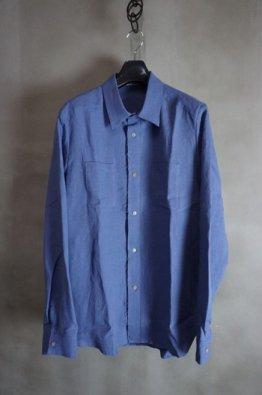 individual sentiments Thin Linen Cloth Shirt