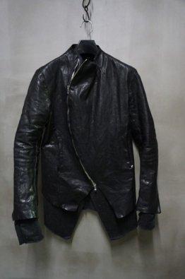 「予約品」incarnation 10th Anniversary Vol,1 Carved Zip Calf Leather Blouson