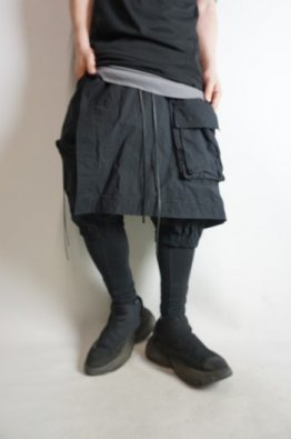 A.F ARTEFACT Skirt Combi Easy Shorts
