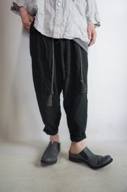 <img class='new_mark_img1' src='https://img.shop-pro.jp/img/new/icons8.gif' style='border:none;display:inline;margin:0px;padding:0px;width:auto;' />vital Low Crotch Taperd Pants